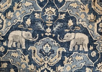 Loxodonta_526 Batik Blue
